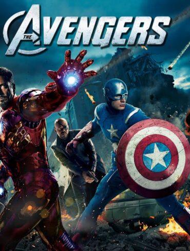 Avengers. Marvel