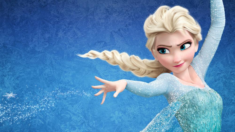 Frozen. Frost
