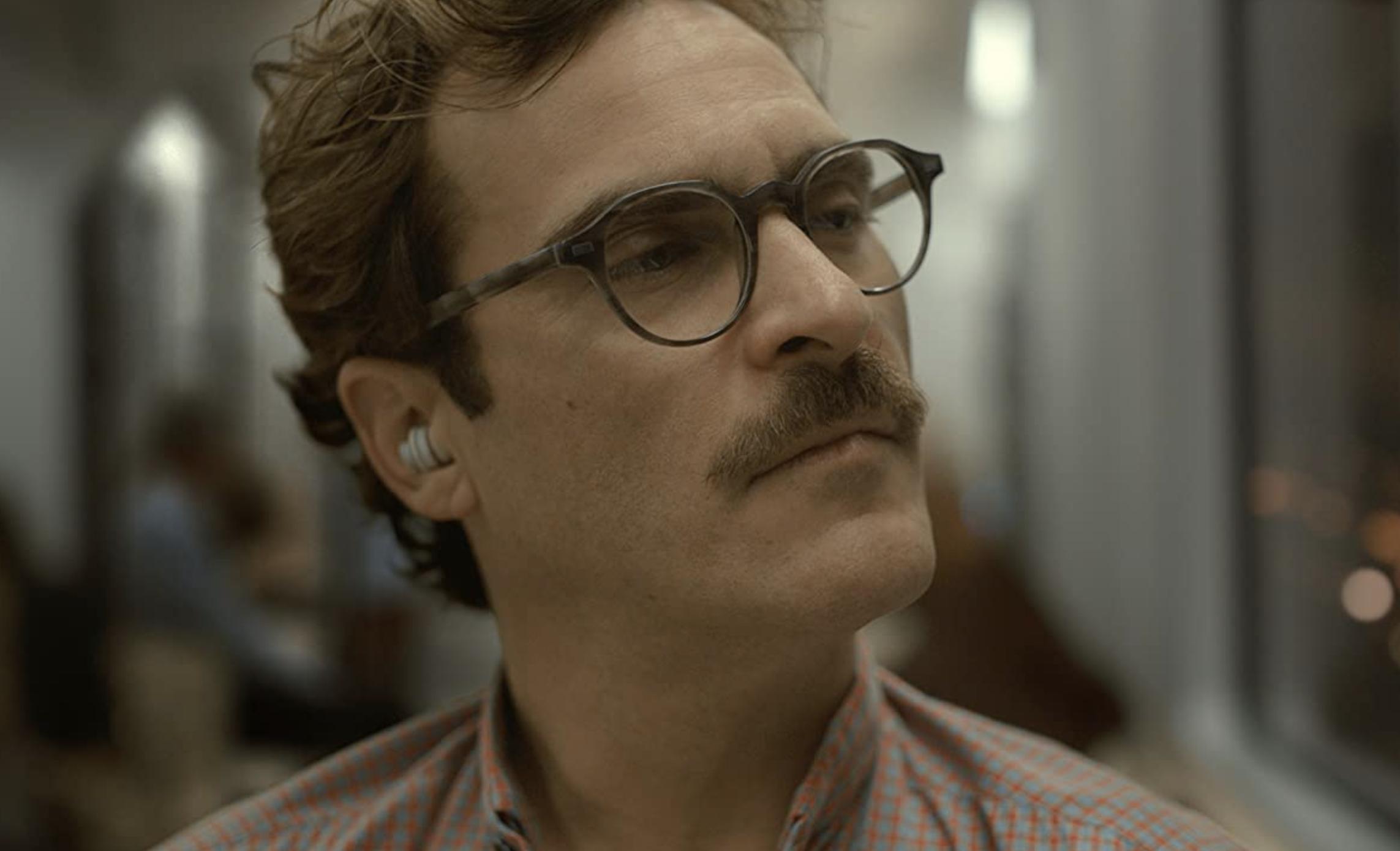 Her, filmanmeldelse, Joaquin Phoenix