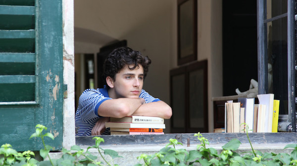 Call me by your name. Timothee Chalamet