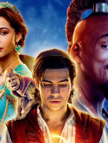 Aladdin. Naomi Scott
