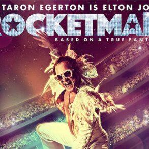 Rocketman. Taron Egerton. Filmanmeldelse på Filmpuls.dk