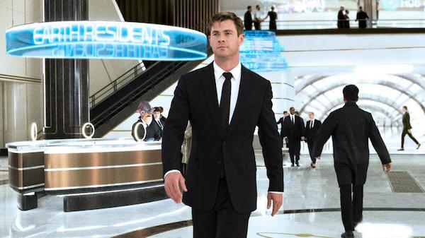 Men in Black: International. Chris Hemsworth