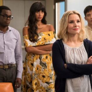 The Good Place, NBC, Netflix, filmpuls.dk