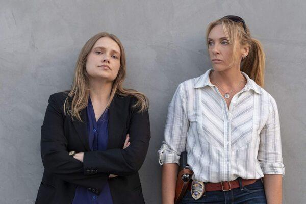 Unbelievable. Netflix. Toni Collette og Merritt Wever