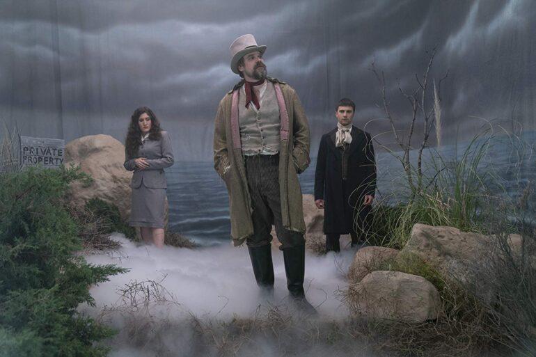 Frankenstein's Monster's Monster, Frankenstein på Netflix. Læs anmeldelsen på filmpuls.dk