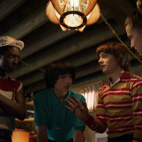 Stranger Things sæson 3 på Netflix. Læs anmeldelsen på filmpuls.dk