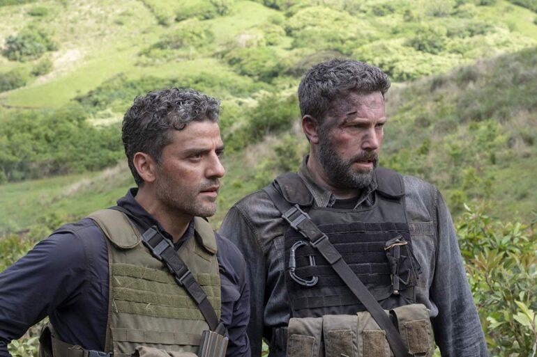 Triple frontier, Ben Affleck, Oscar Isaac, netflix, filmpuls.dk
