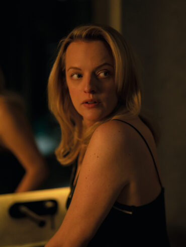 Elisabeth Moss i 'The Invisible Man'. Læs anmeldelsen på Filmpuls.dk