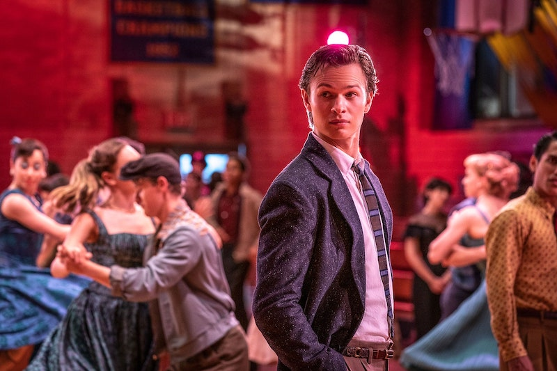 West Side Story. Ansel Elgort