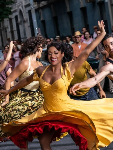 West Side Story, Ariana DeBose