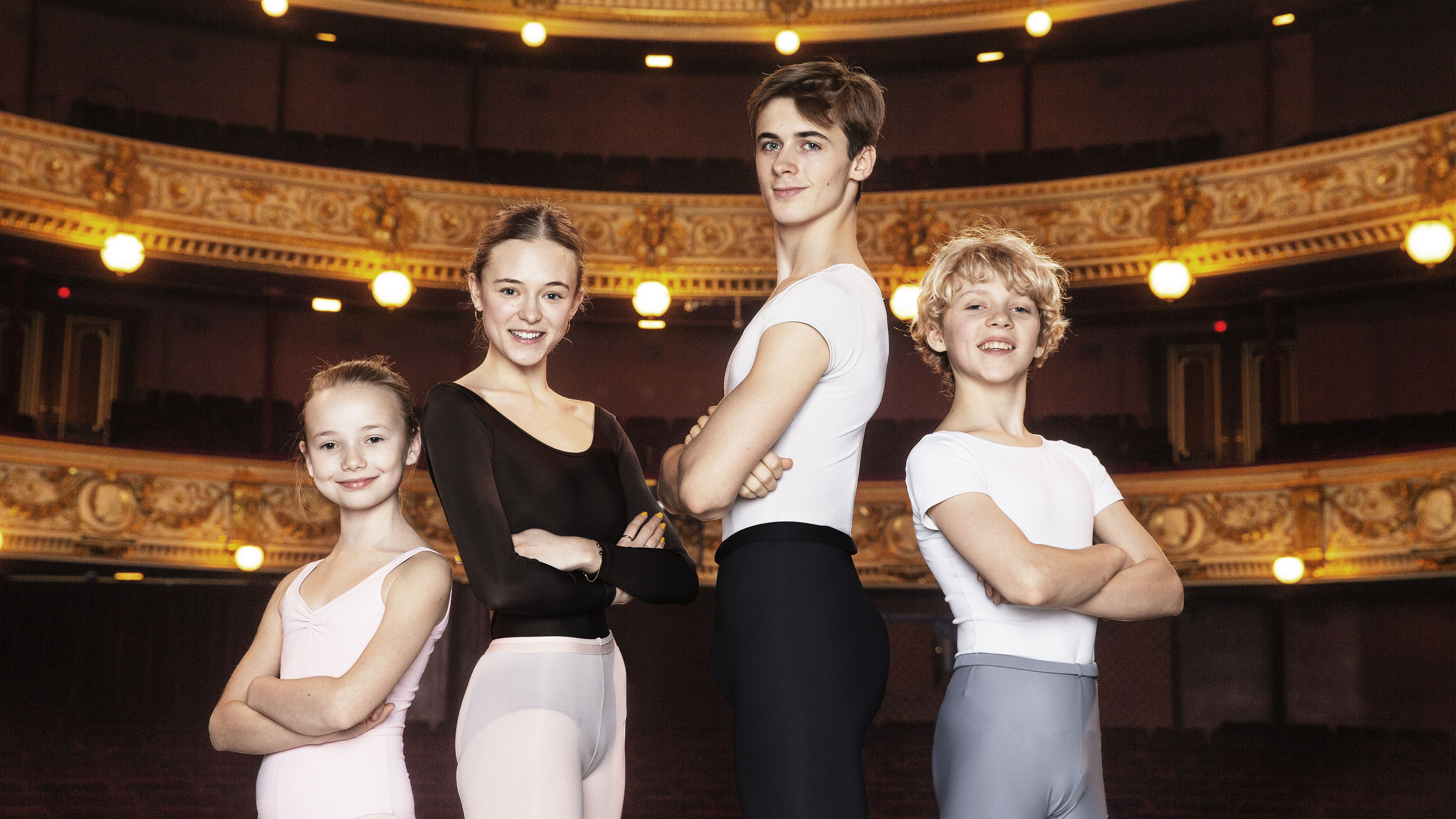 Barn af balletten, tv2 play