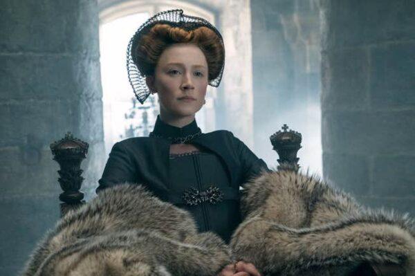 'Maria Stuart, dronning af Skotland'. Læs anmeldelsen på Filmpuls.dk