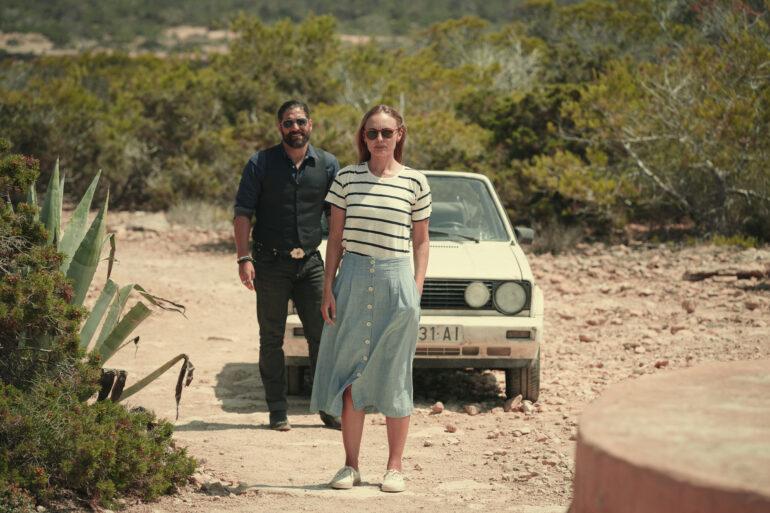 'White Lines' med Laura Haddock og Nuno Lopes. Læs anmeldelsen på Filmpuls.dk
