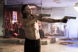 Michael C. Pitt i 'The Last Days of American Crime' Læs anmeldelsen på Filmpuls.dk