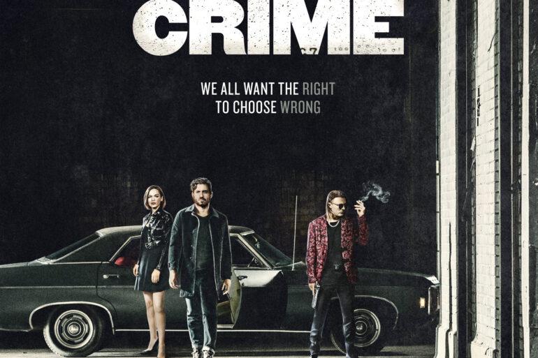 Edgar Ramírez, Michael C. Pitt, og Anna Brewster i 'The Last Days of American Crime' Læs anmeldelsen på Filmpuls.dk
