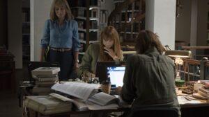 Sidse Babett Knudsen, Danica Curcic og Amanda Collin i 'Undtagelsen' læs anmeldelsen på Filmpuls.dk