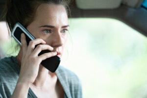 'UNHINGED' med Caren Pistorius. Læs anmeldelsen på Filmpuls.dk