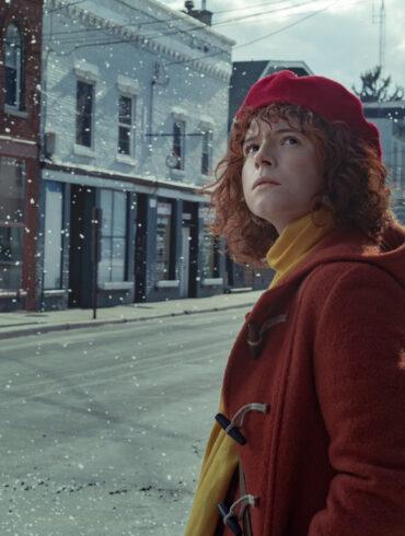 'i'm Thinking of Ending Things' med Jessie Buckley. Læs anmeldelsen på Filmpuls.dk