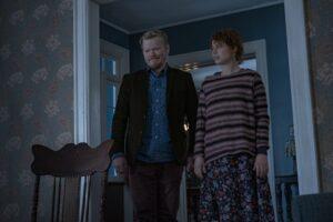 'i'm Thinking of Ending Things' med Jessie Buckley og Jesse Plemmons. Læs anmeldelsen på Filmpuls.dk