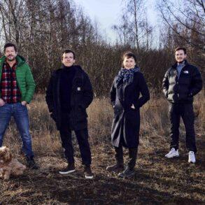 KRYSANTEMUM, Henrik Birch, Morten Hee Andersen, Karen-Lise Mynster, Christian Bengtson