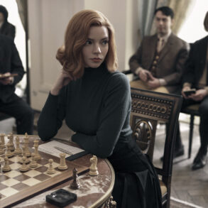 The Queen's Gambit, Netflix, Filmpuls serieanmeldelse, Anya Taylor-Joy