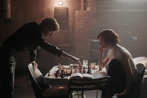 The Queen's Gambit, Netflix, Filmpuls serieanmeldelse, Anya Taylor-Joy