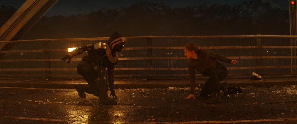"""Black Widow """"Læs anmeldelsen på Filmpuls.dk"""""""