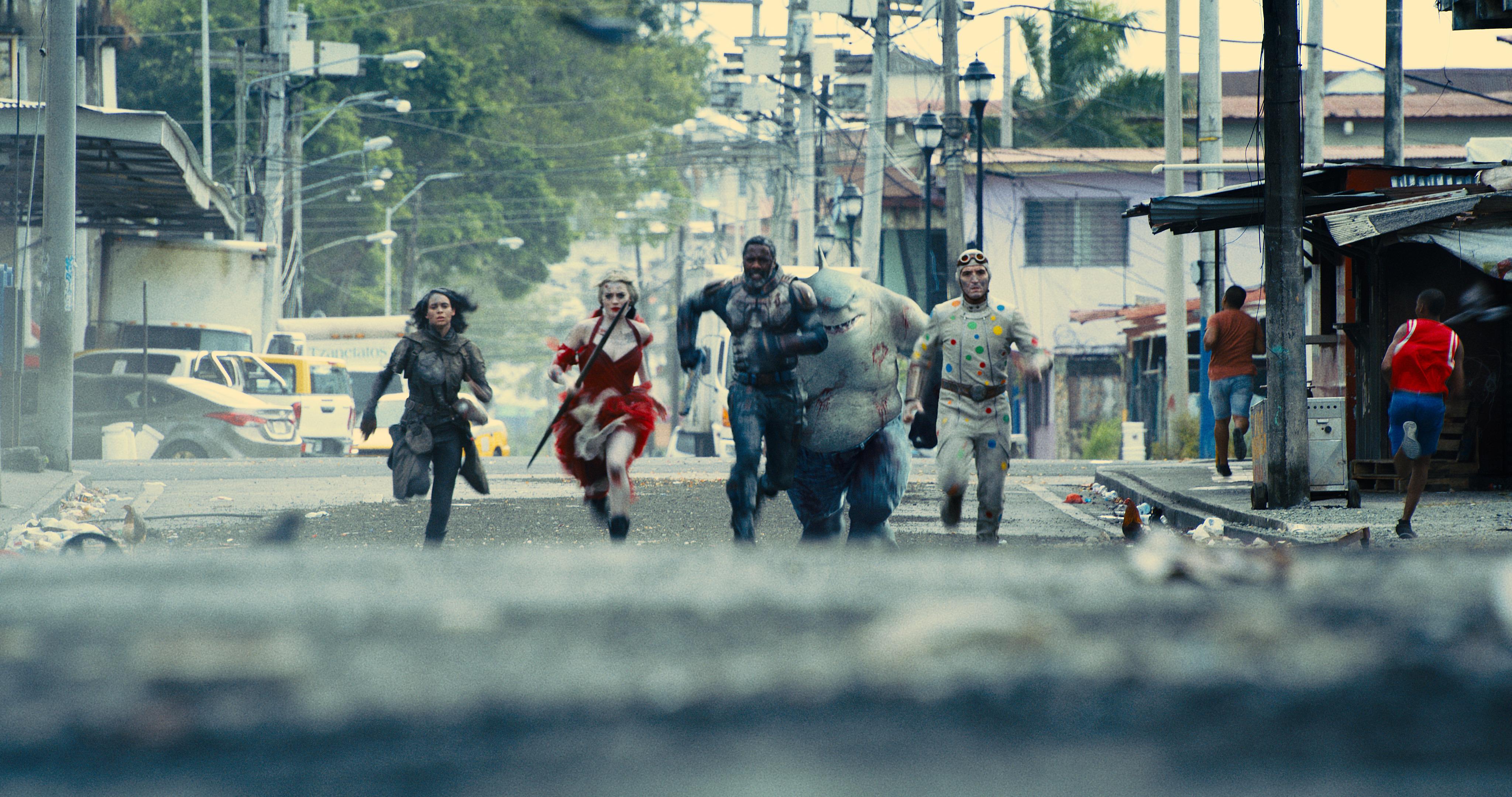 """The Suicide Squad """"Læs anmeldelsen på Filmpuls.dk"""""""
